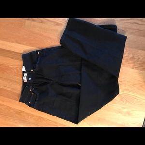 Levi's student fit 550 jeans